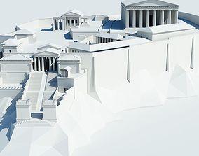 acropolis Acropolis 3D Model
