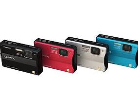Panasonic Lumix DMC-TS10 3D
