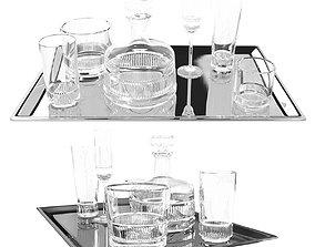 3D Ralph Lauren Home Broughton Barware Collection