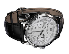 Watch Patek Phillippe 3D animated