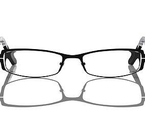 Eyeglasses for Men and Women 3D print model eye
