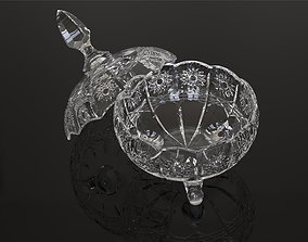 3D print model bohemia crystal glass candy antique