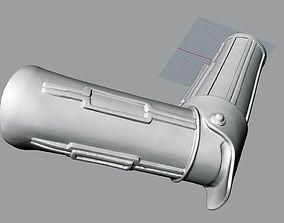 r2d2 C-3PO Arm 3D scan 3D print model