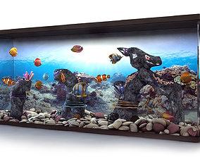 3D asset realtime Aquarium