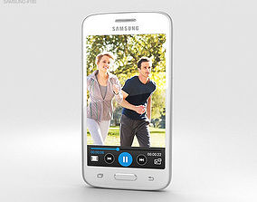 3D Samsung Galaxy Core Mini White
