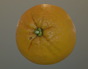 Orange - PBR Ready 3D asset