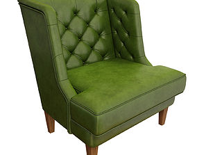 Ramatti chair 3D model