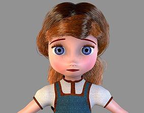3D model Cute Lisa