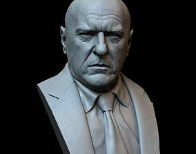 Hank Schrader from Breaking Bad 3D printable model