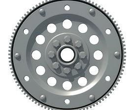 3D model Engine Flywheel 41