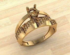 3D print model rings RING 102