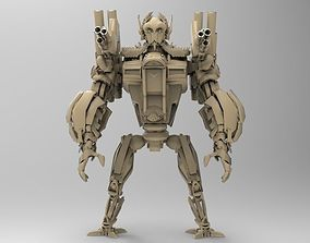 LordGunner 3D asset