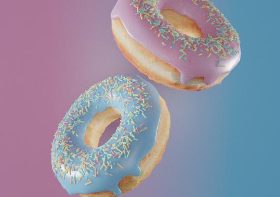The Blender Donut