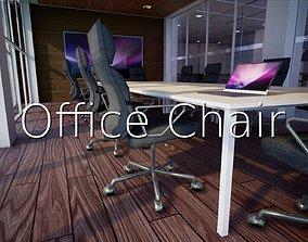 SHC Quick Office Officechair LM 3D asset