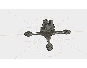 EZ - 90mm micro quadcopter frame 3D other