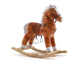 play Rocking Horse 3D model