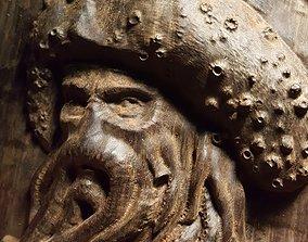 3D print model Davy Jones