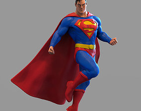Superman - Alex Ross Concept Art 3D printable model