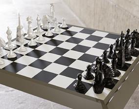 The Magic Chess-Original 3D model