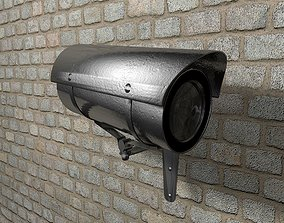 3D watch Surveillance Camera