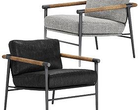 Four Hands - Rowen chair 3D model