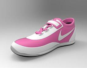 nike shoes 3D asset