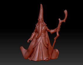 Old Wizard 3D printable model