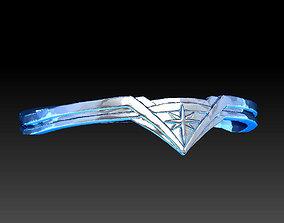 Wonder Woman Tiara Gal Gadot 3D printable model