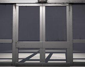 3D model Automatic Doors