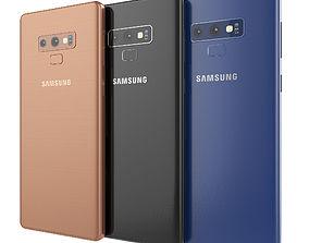 Samsung galaxy note 9 3D