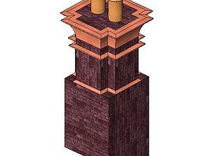 3D Chimney - Grand