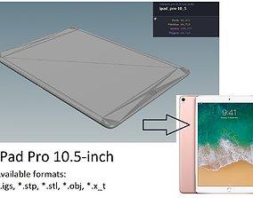 3D model iPad Pro 10-5 inch - original dimensions