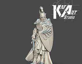 3D print model High Elf Guardian - Eldereth