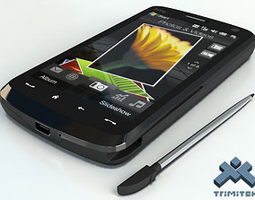 HTC Touch HD - 2008 3D model