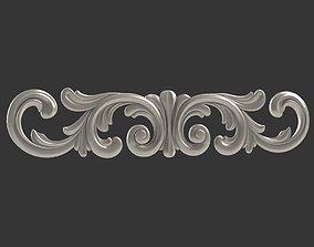 Carved decoration 2 3D print model