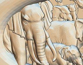 3D ELEPHANTS
