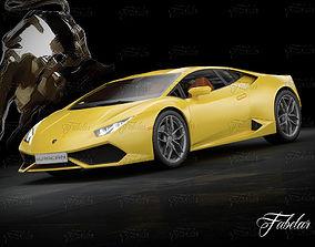 Lamborghini Huracan LP 610-4 3D