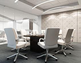 3D Corporate Office Interior