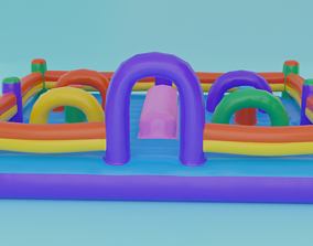 3D model inflatable for kids large size