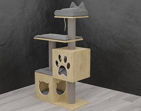 Cat Tree 3D