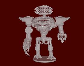 Warhammer 40K Inspired Chaos Reaver Titan printable