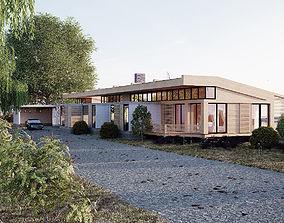3D model Yachthouse