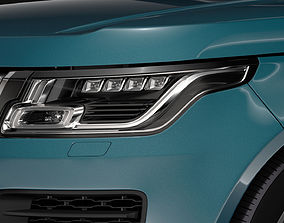 Range Rover SV Autobiography Dynamic LWB L405 3D model