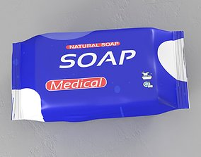 clean Soap sleeve 3D