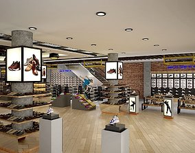 3D Industrial Shoes Store