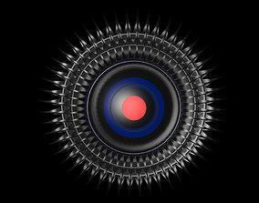 3D Cyber Eye