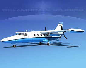 3D model Dreamscape AF-44 Star Executive V02
