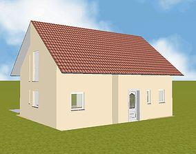 HOUSE 3 3D print model