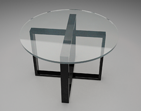 Lehome T313 Coffee Table 3D model low-poly