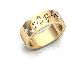 3D Ring BK220
